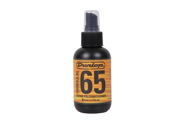Dunlop - 654 Guitar Polish & Cleaner