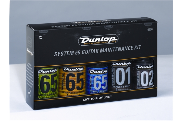 Dunlop - 6500 Guitar Maintenance Kit