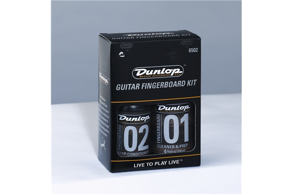 Dunlop - 6502 Guitar Fingerboard Kit