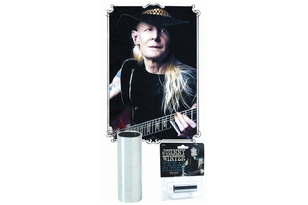 Dunlop - 286 JOHNNY WINTER TEXAS SLIDER