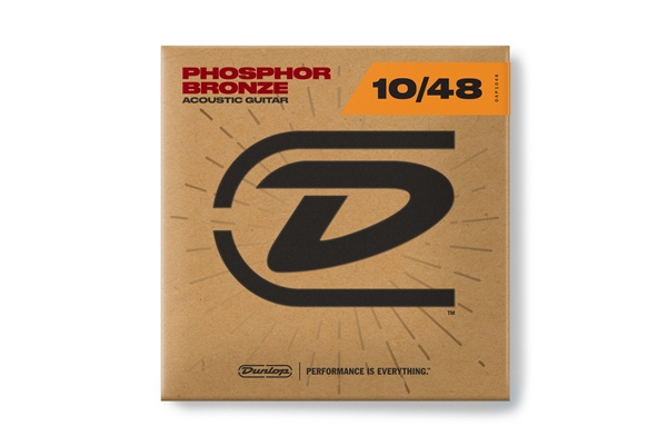 Dunlop - DAP1048 Acoustic Phosphor Bronze, Extra Light Set/6