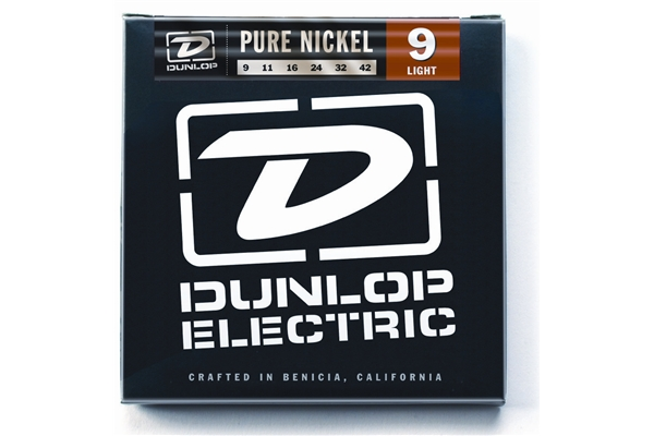 Dunlop - DEK0942 Pure Nickel, Light, Set/6