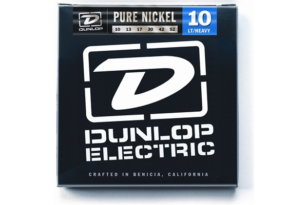 Dunlop - DEK1052 Pure Nickel, Light /Heavy, Set/6