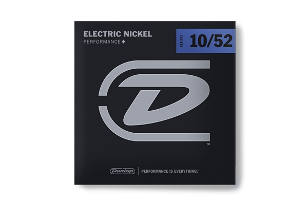 Dunlop - DEN1052 Nickel Plated Steel, Light /Heavy, Set/6