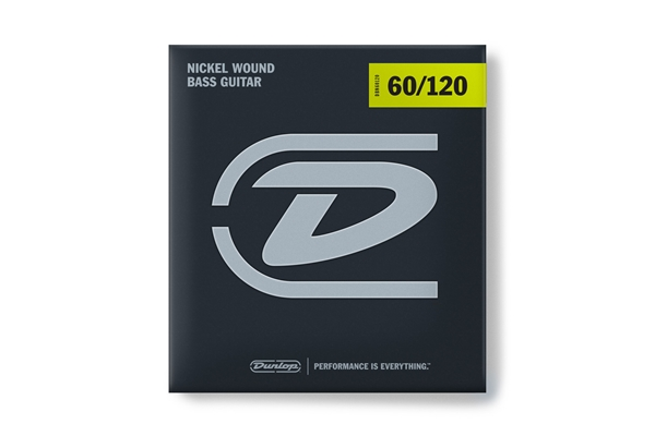 Dunlop - DBN60120 Nickel Wound, Extra Heavy Drop Set/4