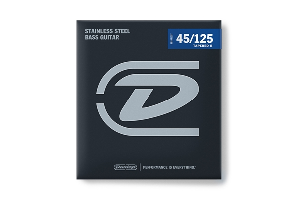 Dunlop - DBS45125T Stainless Steel Tapered Set/5