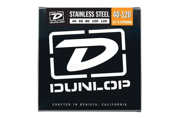 Dunlop - DBN120T Corda Singola Tapered Nickel Wound per basso .120, Box/6
