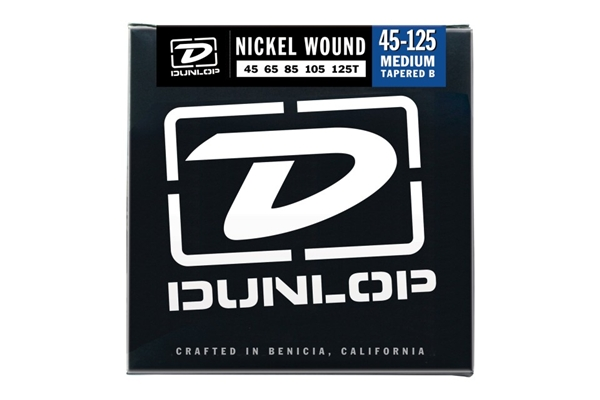 Dunlop - DBN125T Corda Singola Tapered .125, Box/6