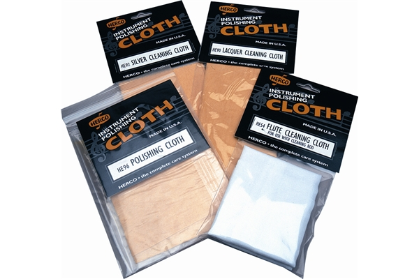 Dunlop - HE92 Silver Cleaning Cloth