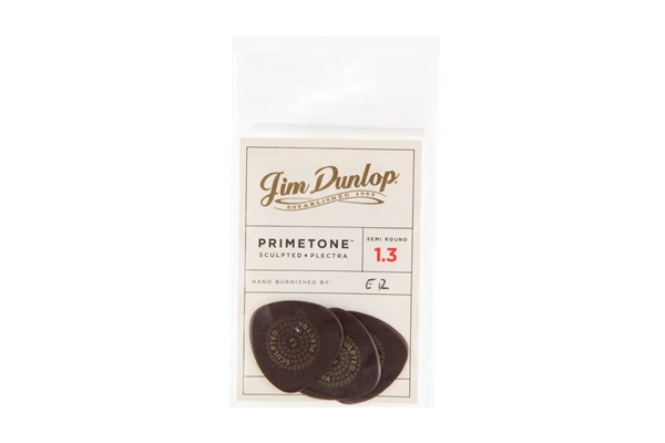 Dunlop - 515P1.3 Primetone Semi Round (Smooth), Player/3