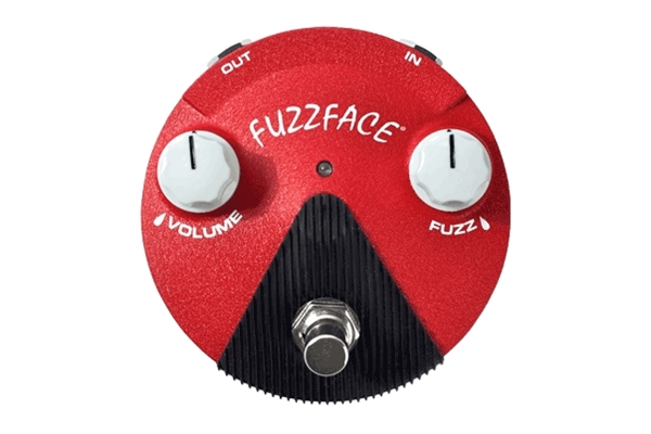 Dunlop - FFM6 Band of Gypsys Fuzz Face Mini