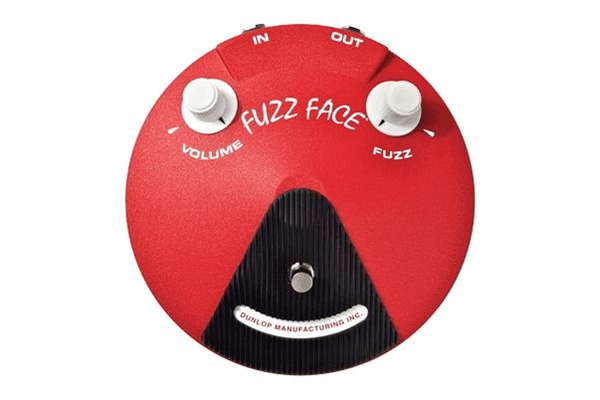 Dunlop - JHF3 Band of Gypsys Fuzz Face Distortion
