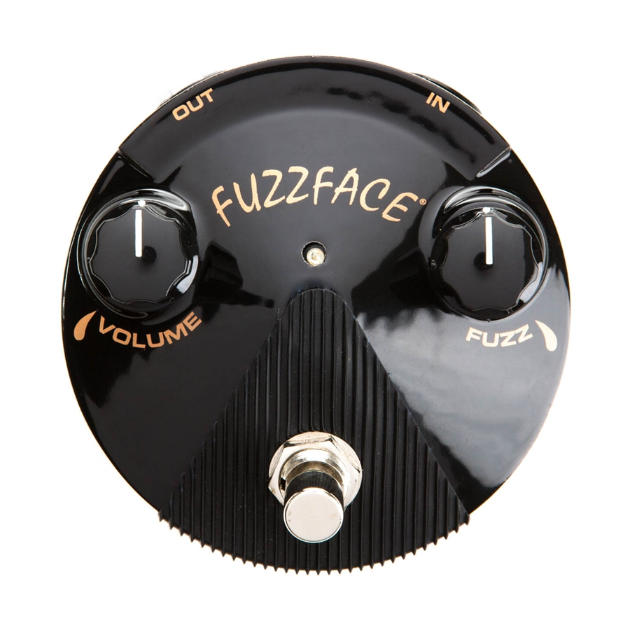 FFM4 Joe Bonamassa Fuzz Face Mini Distortion