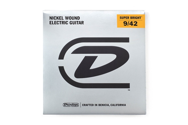 Dunlop - DESBN0942 Super Bright Light 6 String Set
