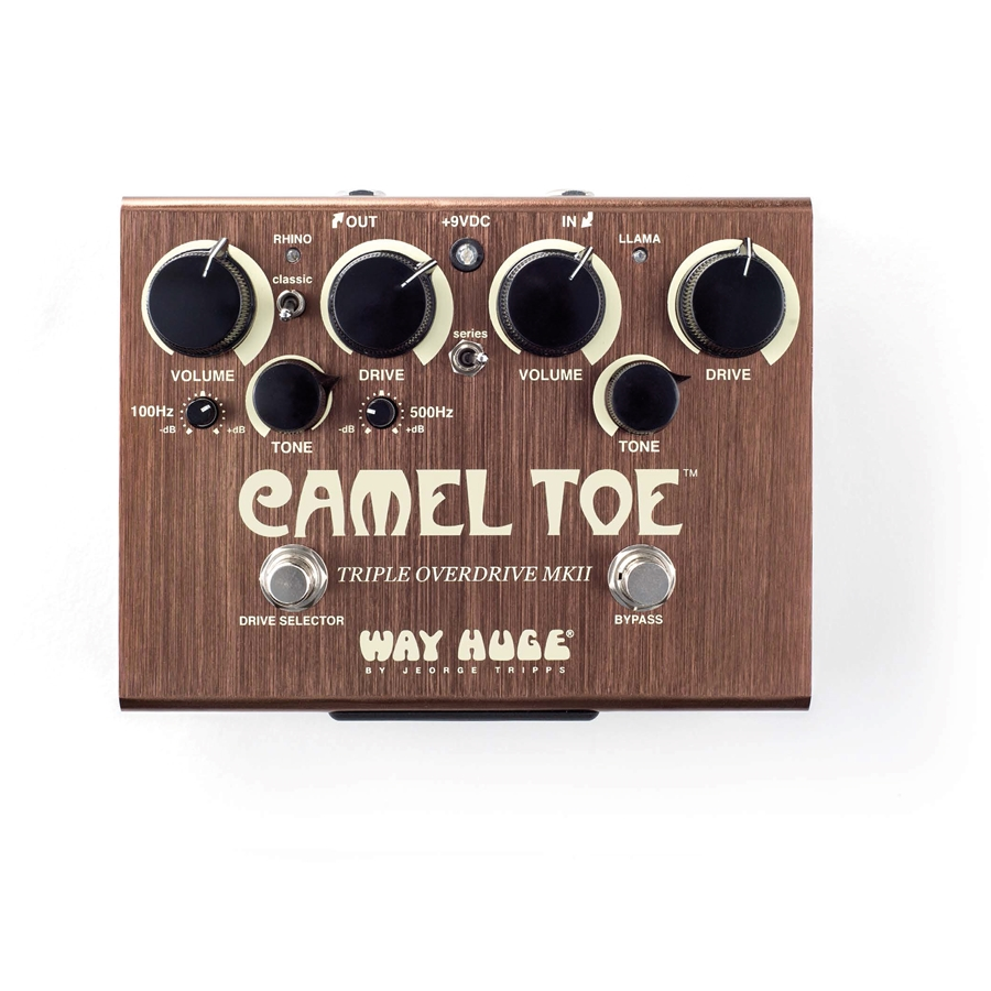 WHE209 Way Huge Camel Toe Triple Overdrive MKII