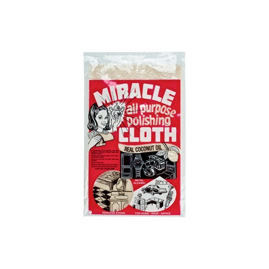 MCR12 MIRACLE CLTH RED 12IN-EA