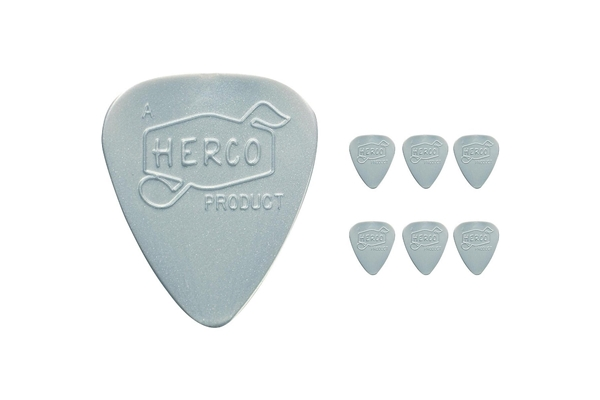 Dunlop - HEV211P Herco Vintage '66 Heavy Player/6