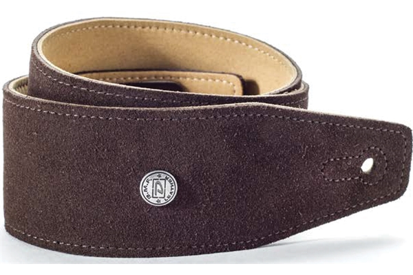 Dunlop - BMF-S02 STRAP SUEDE MAHOGNY