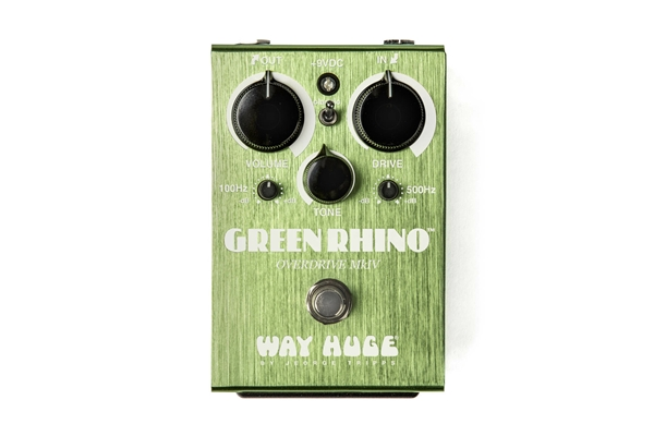 Dunlop - WHE207 Way Huge Green Rhino