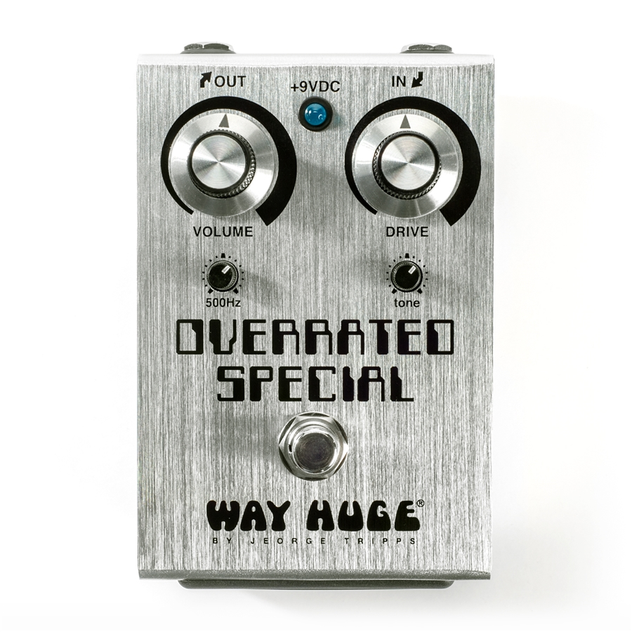 WHE208 Way Huge Overrated Special Overdrive