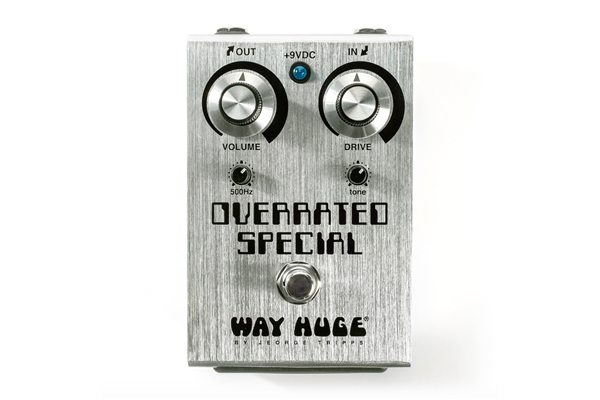 Dunlop - WHE208 Way Huge Overrated Special Overdrive