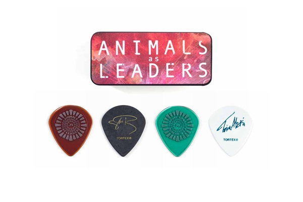 Dunlop - AALPT01 Animal As Leaders Pick Tin