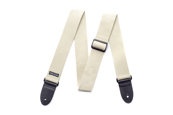 Dunlop - D21-02N Cotton Strap Natural