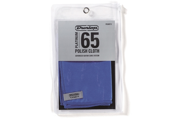 Dunlop - P65MF12 Panno in Microfibra 12x12
