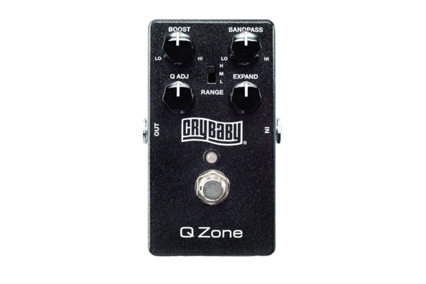 Dunlop - CSP030 Crybaby Q Zone Fixed Wah