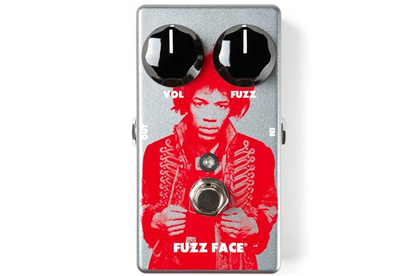 Dunlop - JHM5 Jimi Hendrix Fuzz Face Distortion