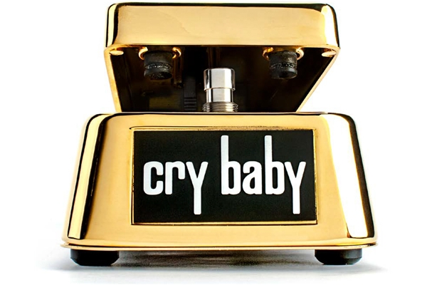 Dunlop - GCB95G Cry Baby Wah Gold 50th Anniversary
