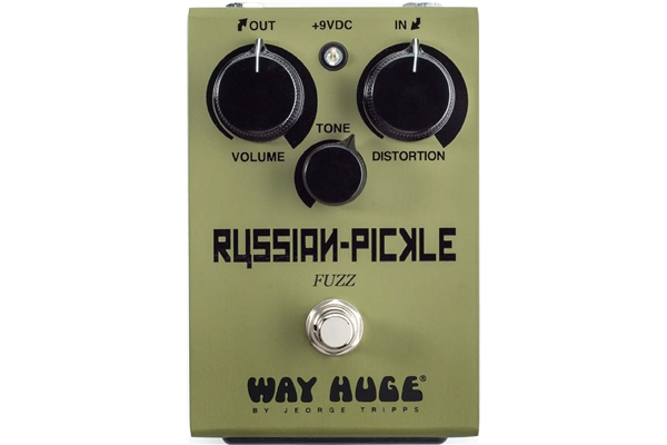 Dunlop - WHE408 Way Huge Russian Pickle Fuzz