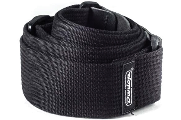 Mxr - D27-01BK STRAP RIBBED COTTON BLACK