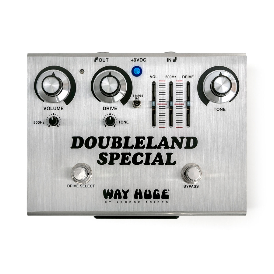 WHE212 Way Huge Doubleland Special Overdrive