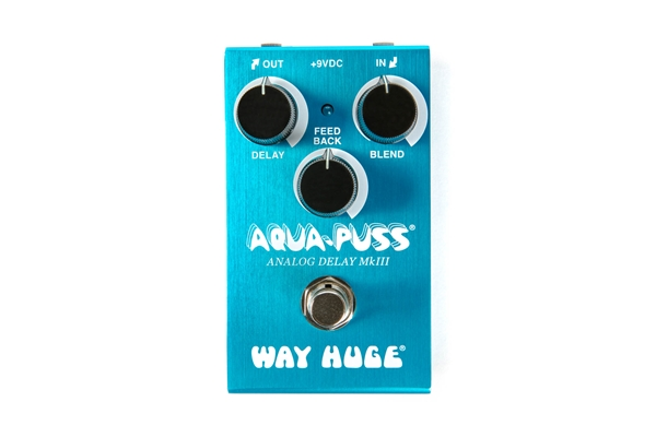 Dunlop - WM71 Smalls Aqua Puss Analog Delay