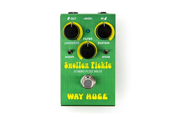 Dunlop - WM41 Way Huge Smalls Swollen Pickle Jumbo Fuzz MKIII