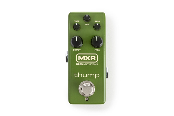 Mxr - M281 Thump Bass Preamp
