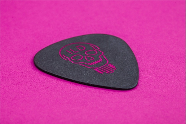 Dunlop - ILDCT02 I Love Dust Pick Tin Magenta Box/6