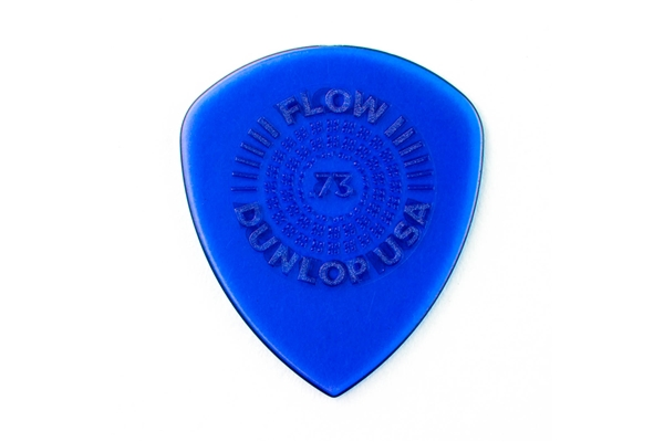 Dunlop - 549P073 Flow Standard Grip .73 mm Player's Pack/6