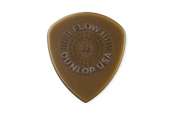Dunlop - 549P088 Flow Standard Grip .88 mm Player's Pack/6