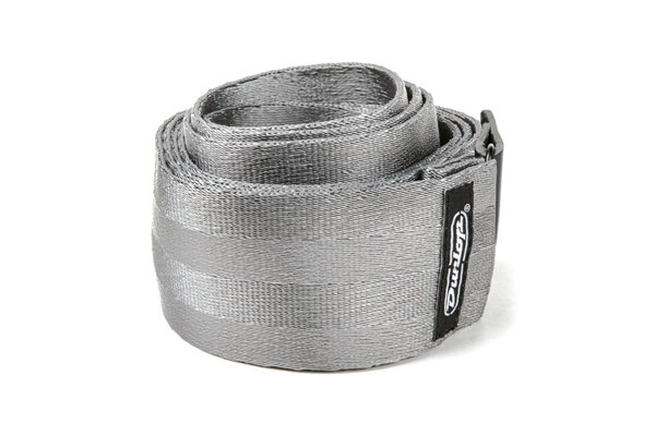 Dunlop - DST7001GY Tracolla Seatbelt Deluxe Grigio