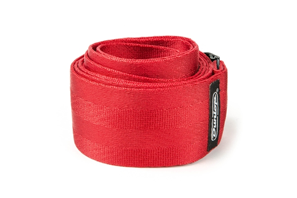 Dunlop - DST7001RD Tracolla Seatbelt Deluxe Rosso