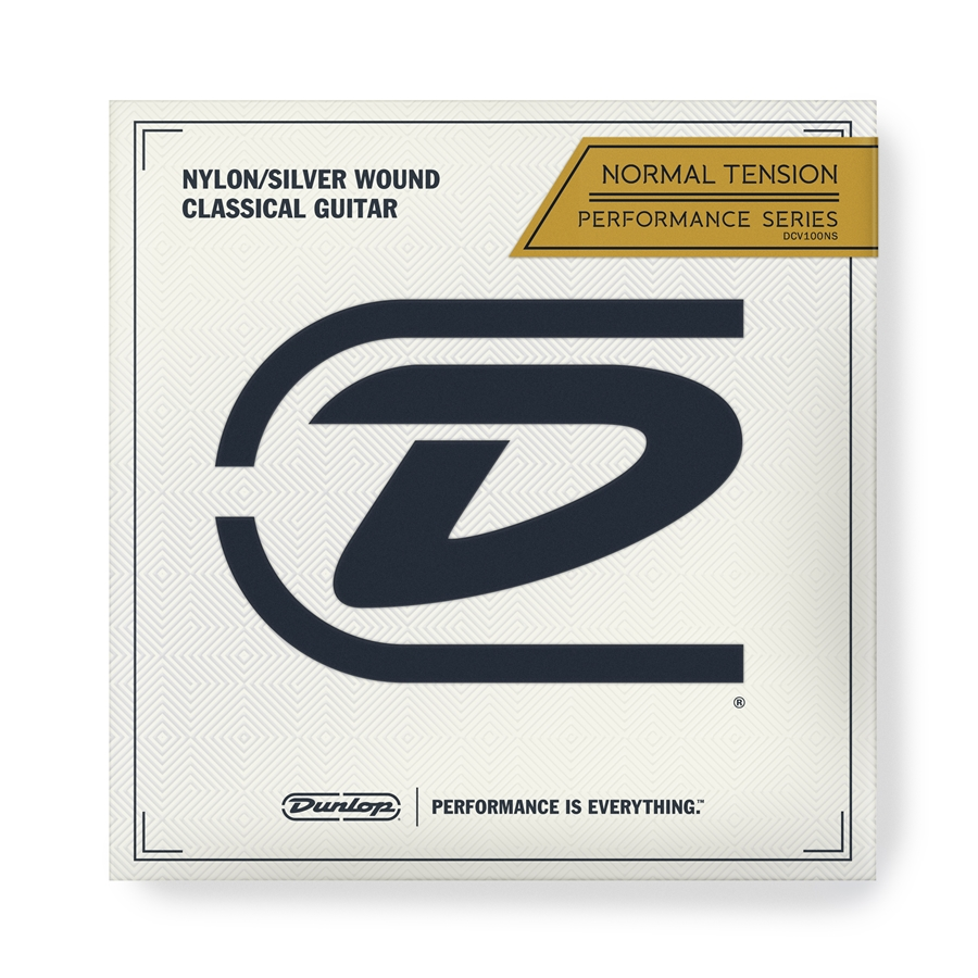 Dunlop Classical Strings, Normal Tension DCV100NS