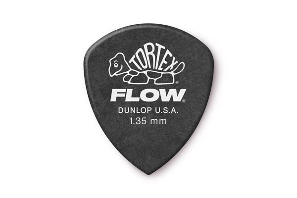 Dunlop - 558R135 Tortex Flow Standard 1.35 mm Bag/72