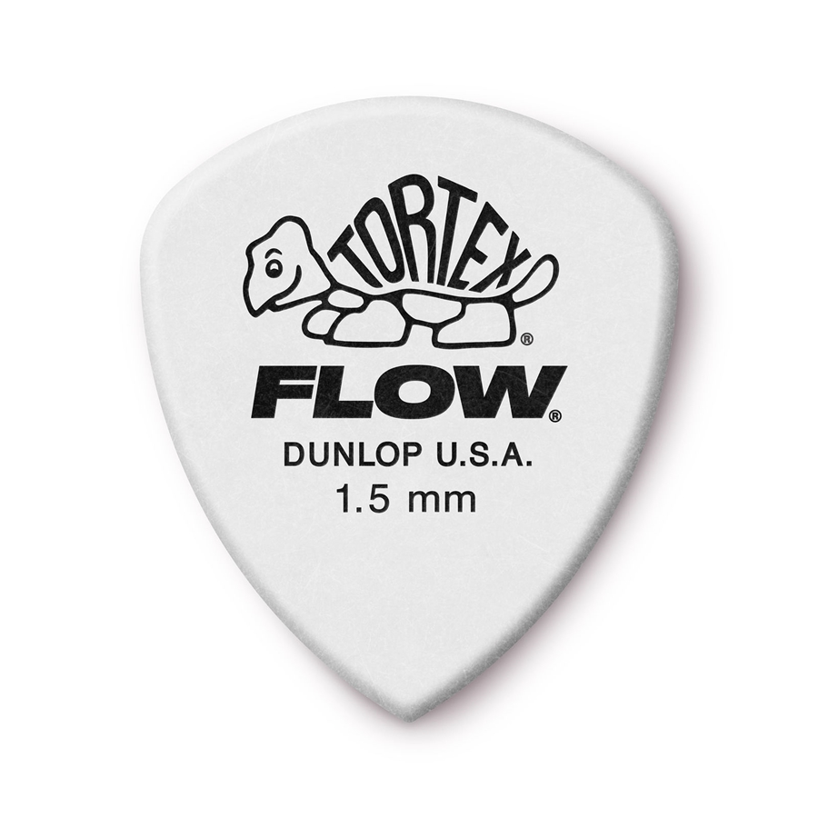 Dunlop 558R150 Tortex Flow Standard 1.5 mm Bag/72