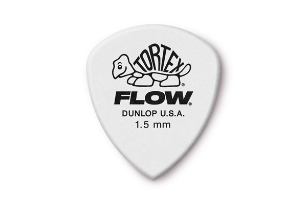Dunlop - 558R150 Tortex Flow Standard 1.5 mm Bag/72