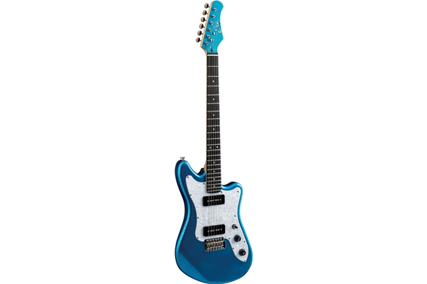 Eko Guitars - Camaro VR 2-90 Blue Sparkle