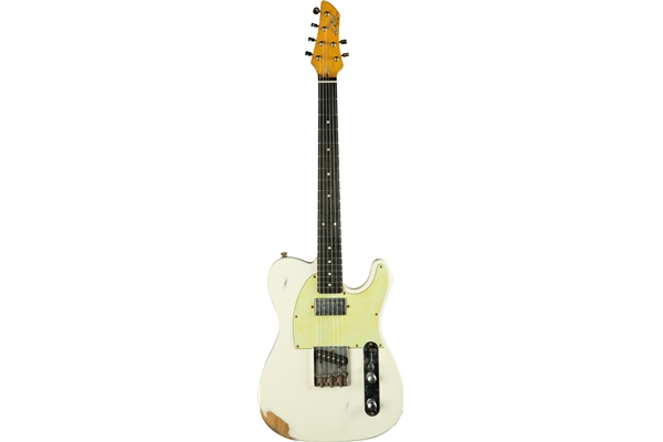 Eko Guitars - Tero Relic Olympic White