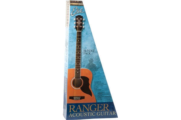 Eko - Ranger 6 Pack Brown Sunburst