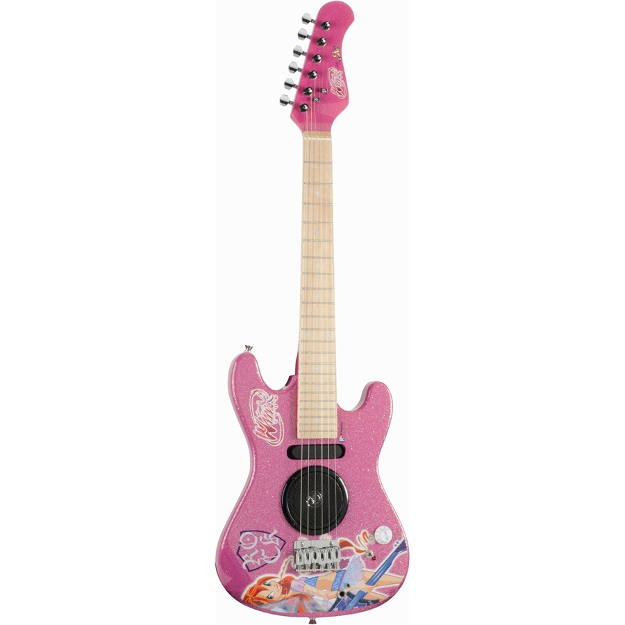 Winx Electric Guitar Pack